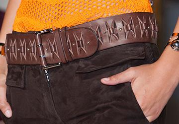 Модные и красивые женские ремни