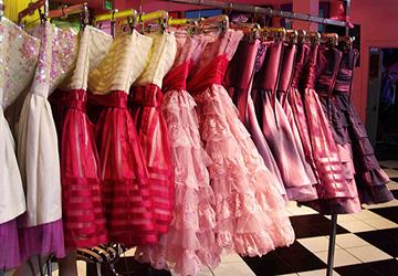 Розовые платья весна-лето 2019
