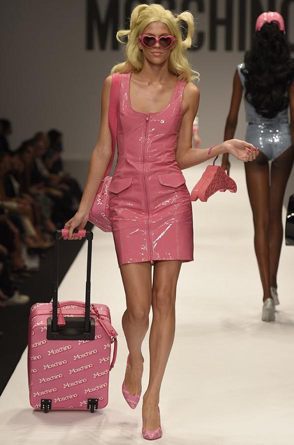 Moschino платье, фото