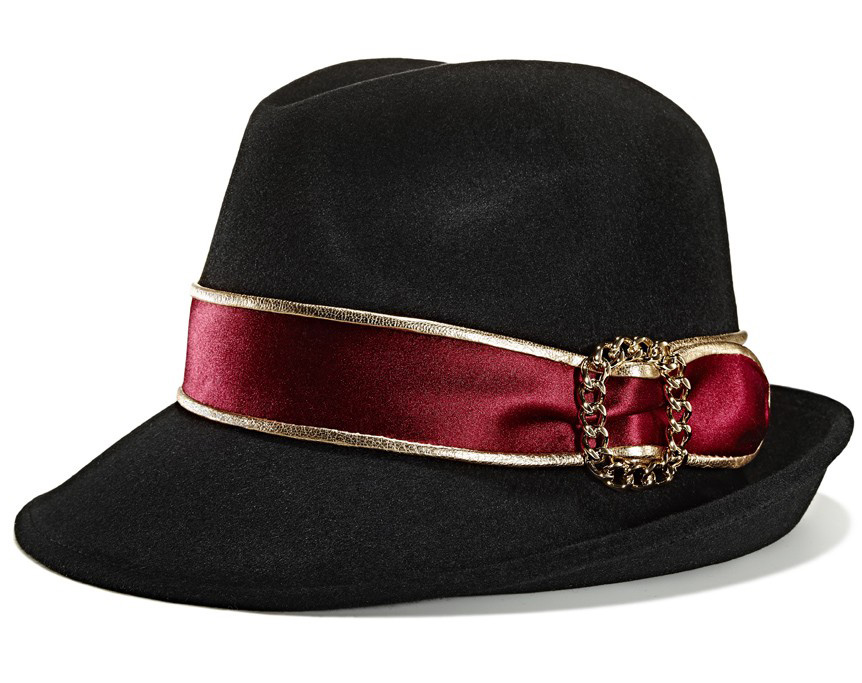 Женская шляпка весна-лето 2015