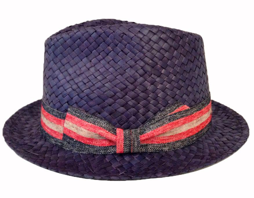 Модная шляпка весна-лето 2015