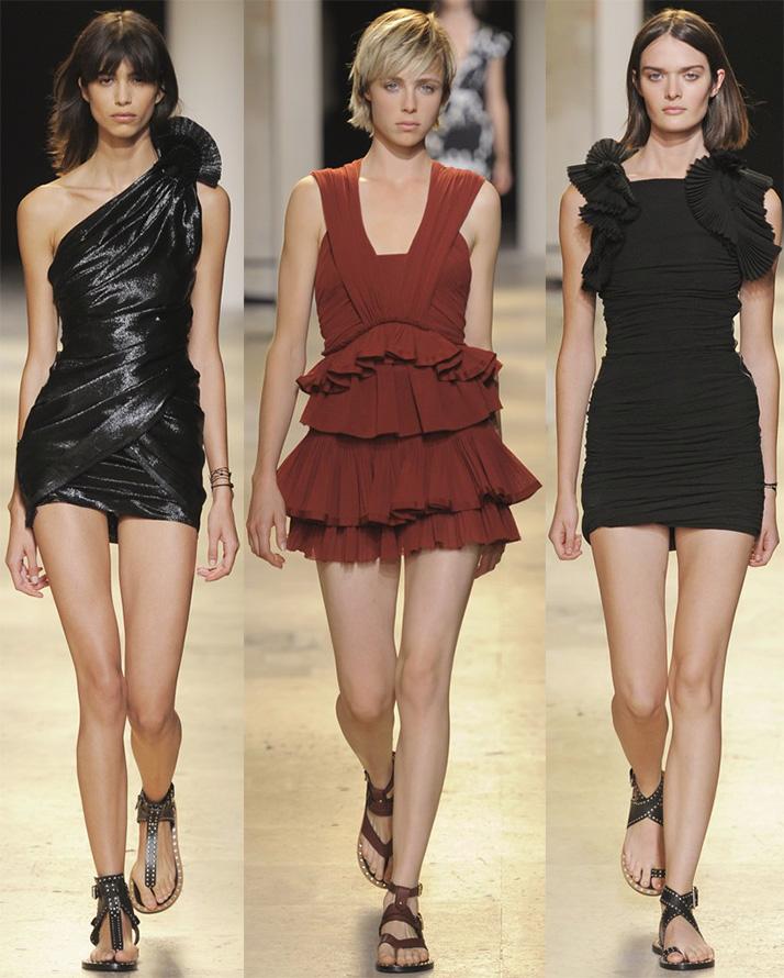 Красивейшие клубные платья