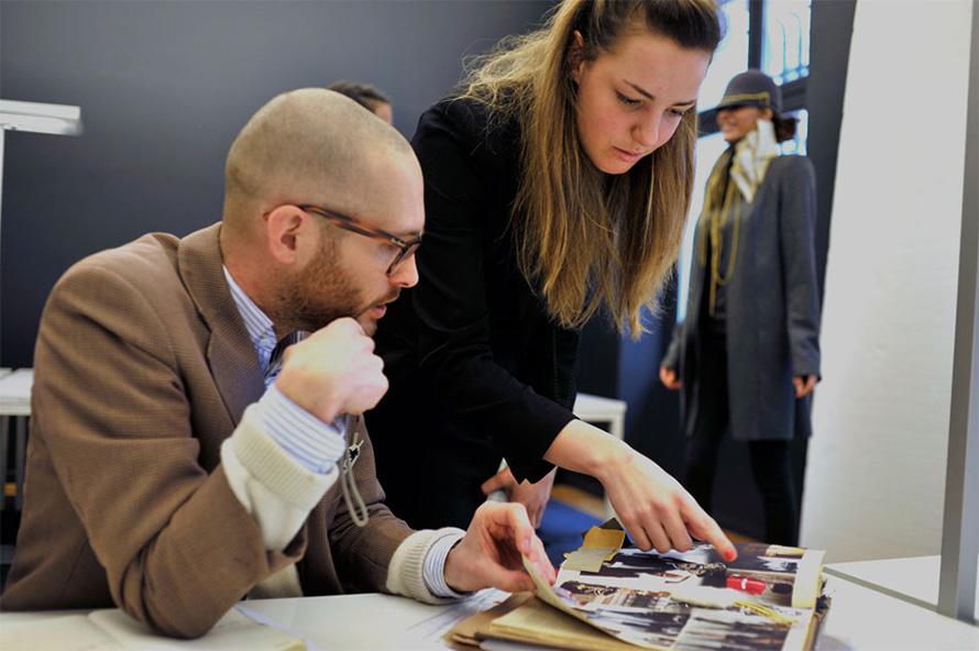 Учеба и карьера в индустрии моды