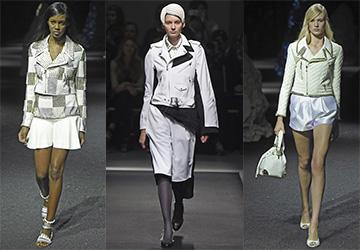 9 белых курток весна-лето 2015