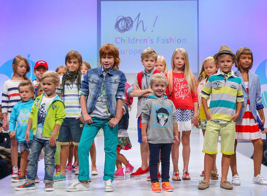 Модная выставка в ЦВК Экспоцентр