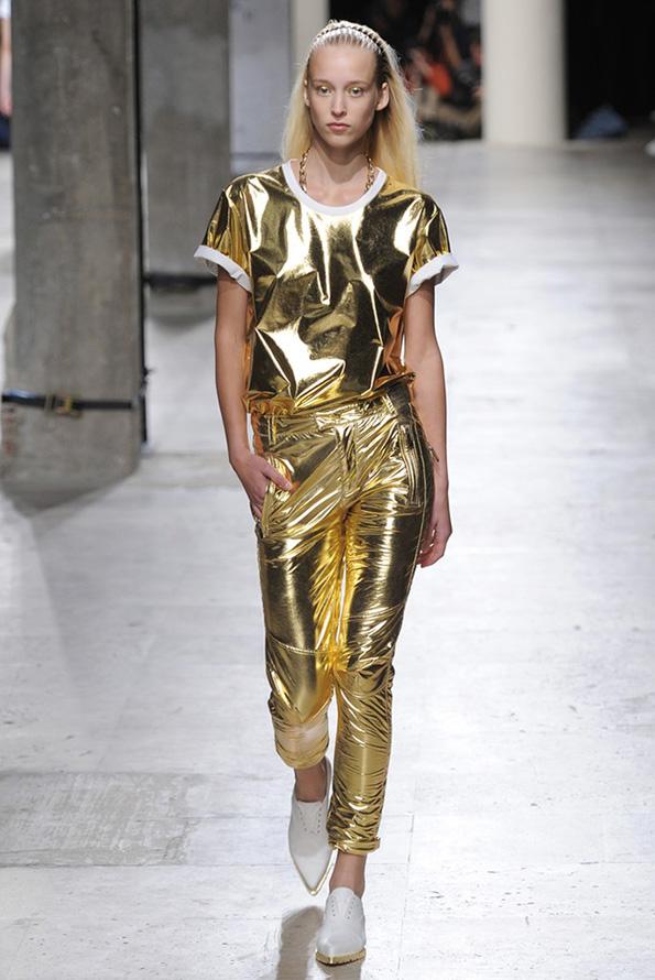 Золотые брюки 2015
