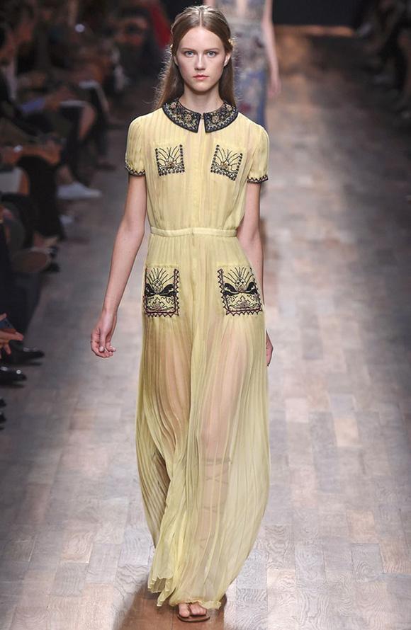 платья Valentino 2015