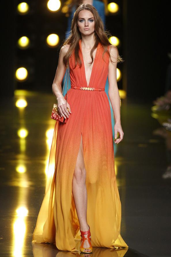 платья Elie Saab весна-лето 2015