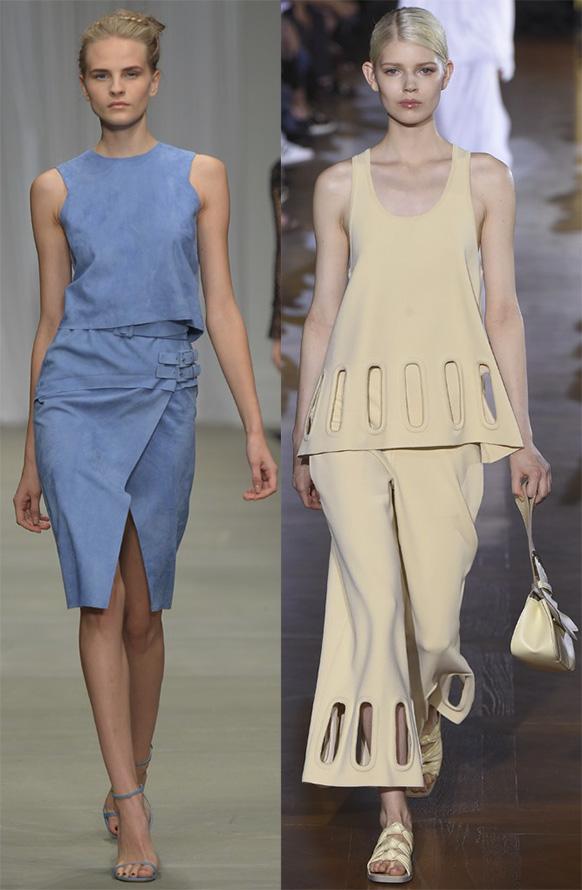 Стиль и однотонность в одежде