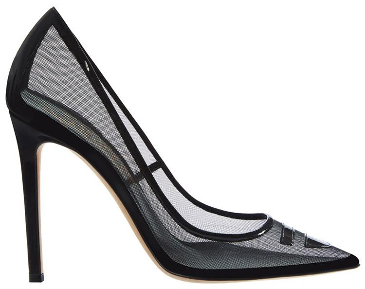 женские туфли на каблуке весна-лето 2015