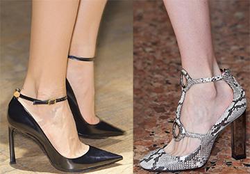 Модные и красивые туфли весна-лето 2019
