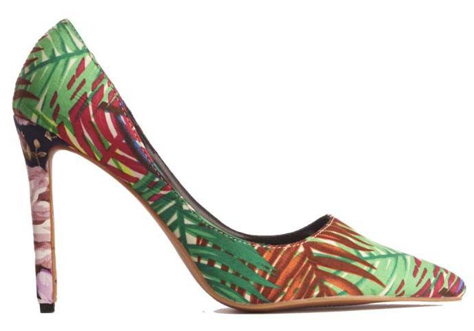 Модные и красивые туфли весна-лето 2015