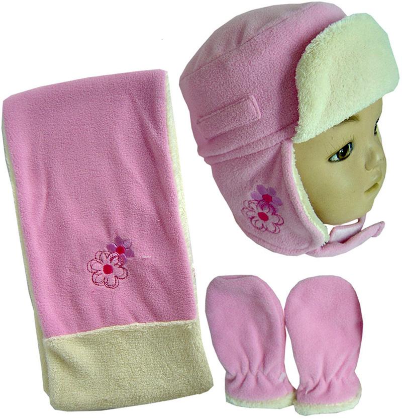 Одежда для детей из флисовой ткани