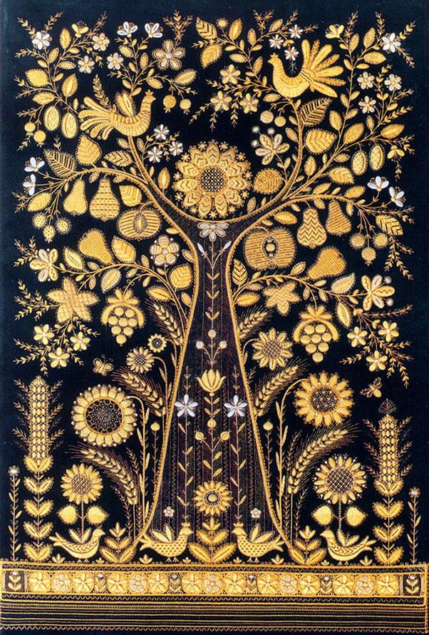 Золотошвейные вышивки