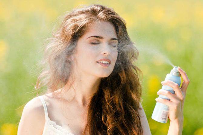Термальная вода для красоты кожи лица