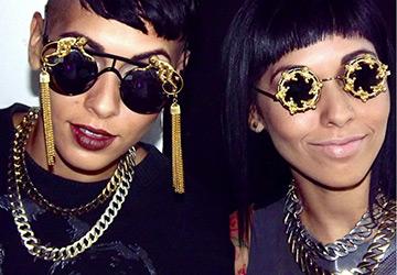 Забавные и необычные солнцезащитные очки