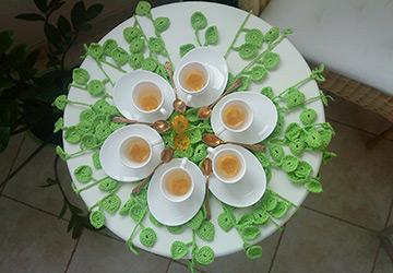 Весеннее чаепитие – идеи по оформлению стола