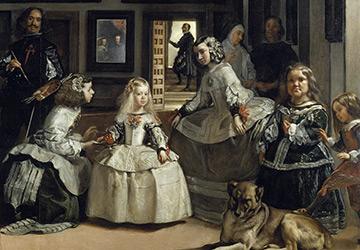 Прически Испании XVI – XVII веков