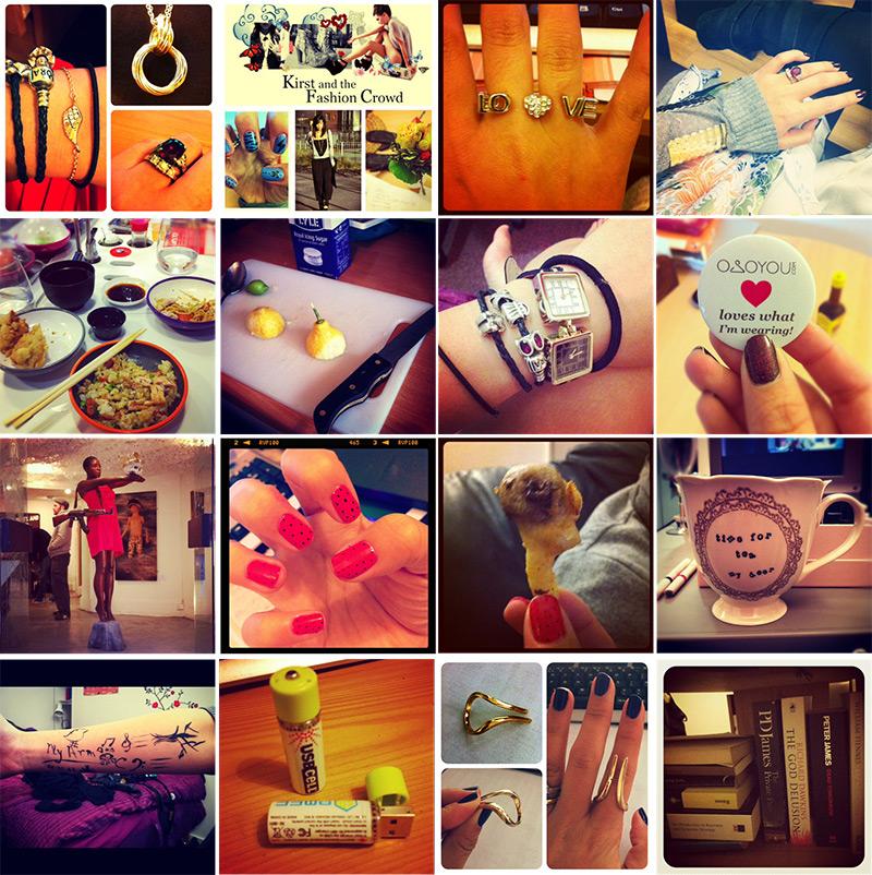 Instagram в мире моды и в нашей жизни