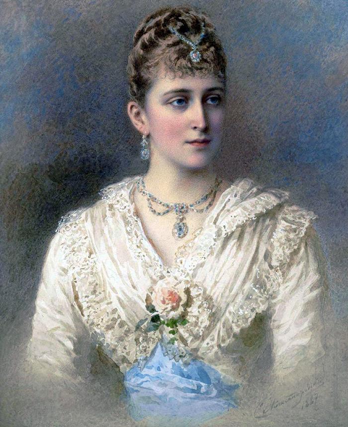 Княгиня Елизавета Фёдоровна