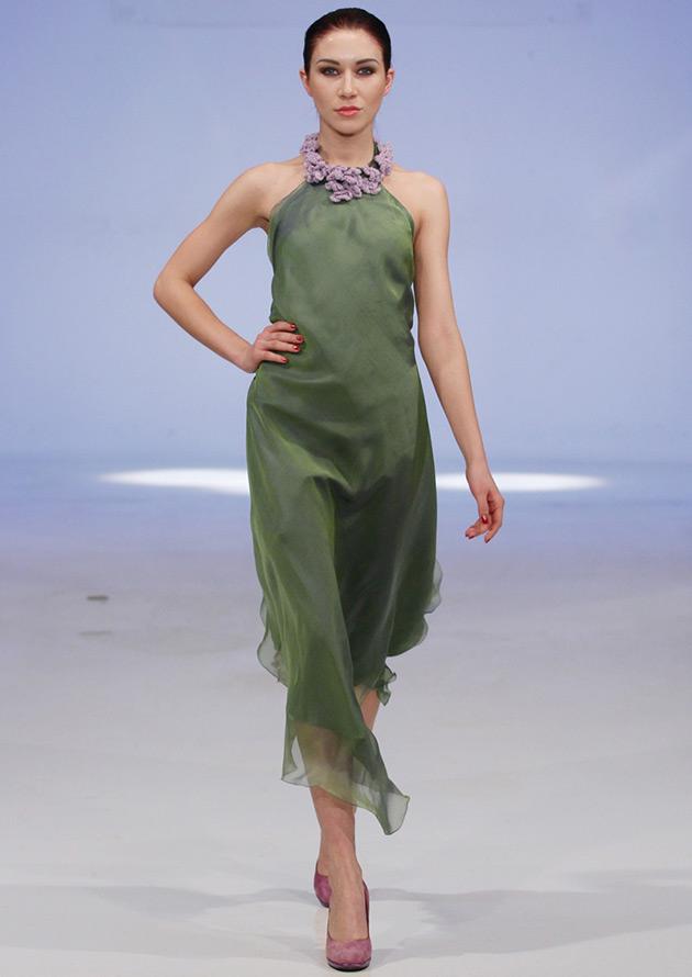 Коллекция платьев Букет