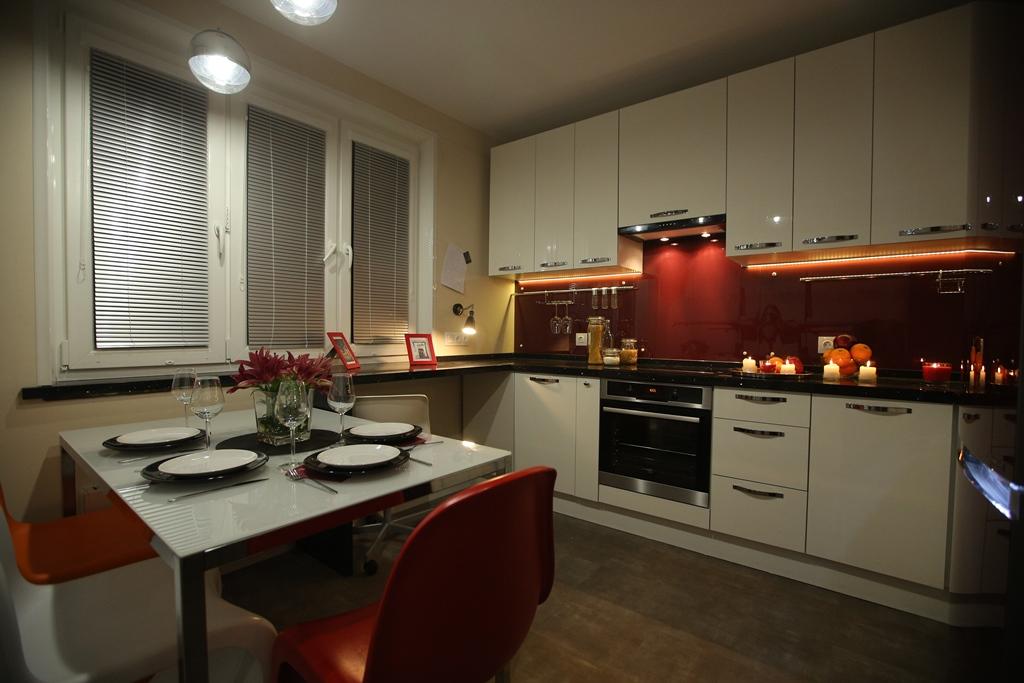 чистым простые дизайны кухни фото своим творением