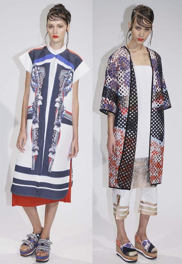 Одежда с элементами японского стиля