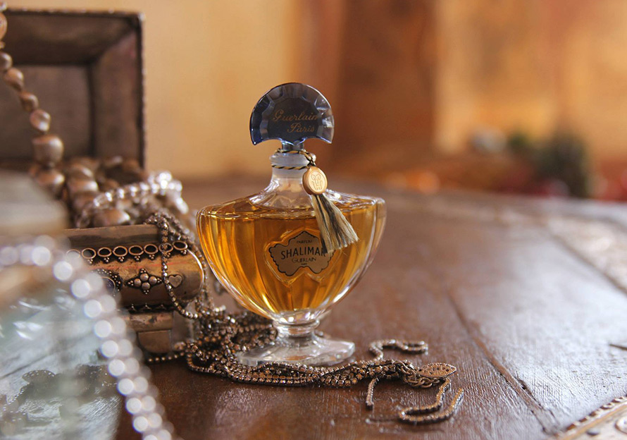 парфюм Shalimar