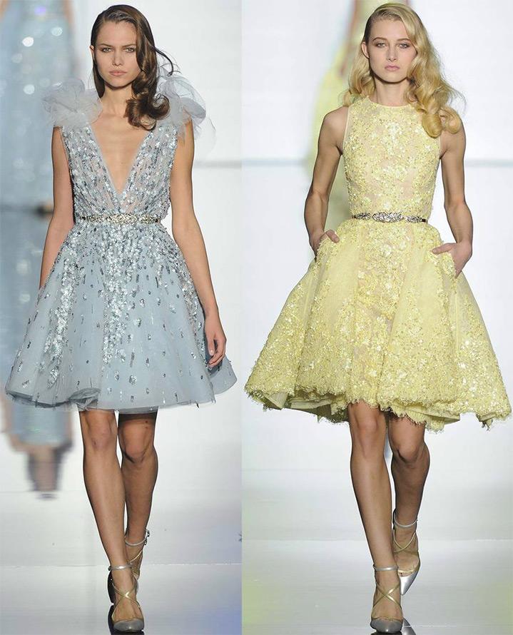 Роскошные платья на выпускной вечер 2015