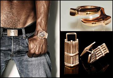 Ювелирные украшения для мужчин