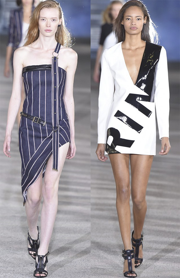 Платья Anthony Vaccarello