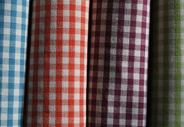 Платья в клетку из коллекций 2015
