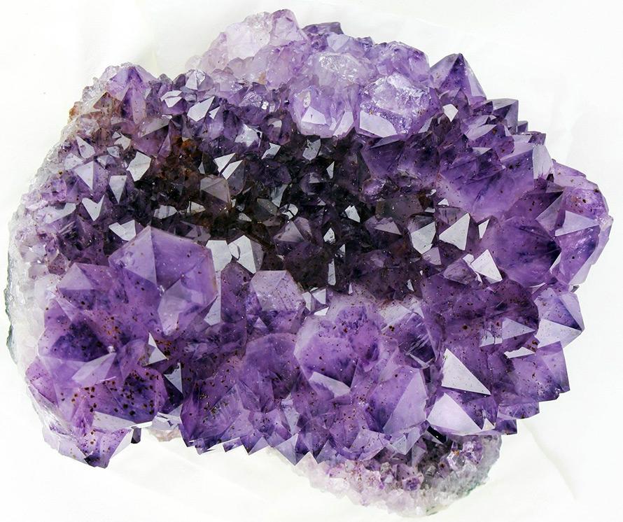 Камень аметист кристаллы