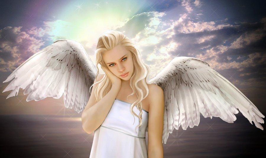 Девушка Ангел