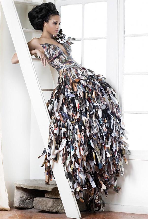 Необычные и забавные платья