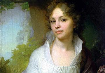 Женские образы в портретах художника Боровиковского