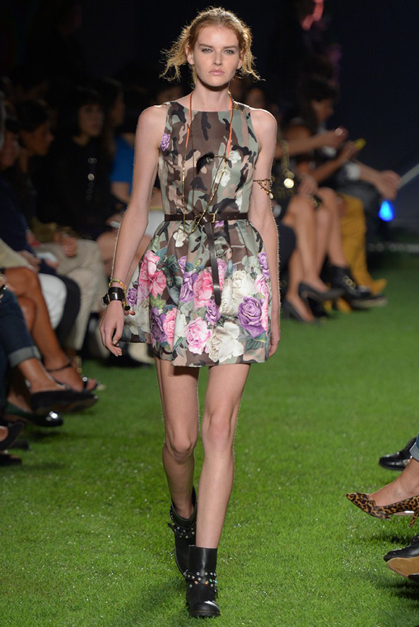 платье для девушек лето 2015