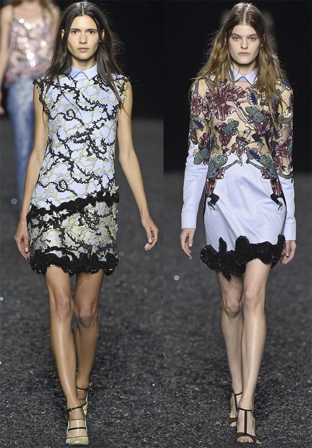 Красивые платья для юных девушек 2015