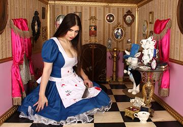 Образы Алисы к 150-летнему юбилею