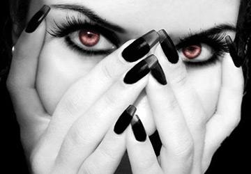 Мрачная мистическая красота