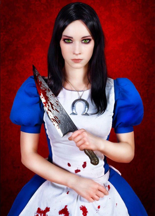 Образ Алисы