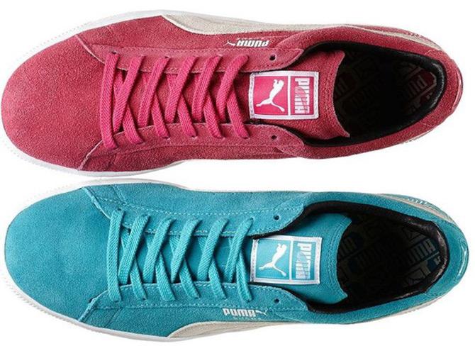 Разного цвета обувь