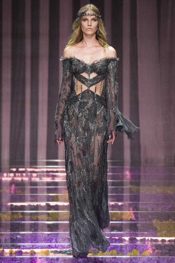 Кутюрная коллекция Atelier Versace Fall 2015