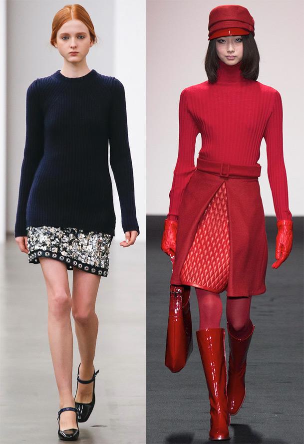 Мода осень-зима 2019-2016