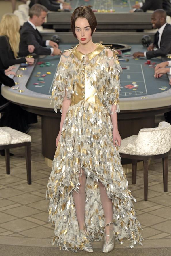 Платье Chanel 2015-2016