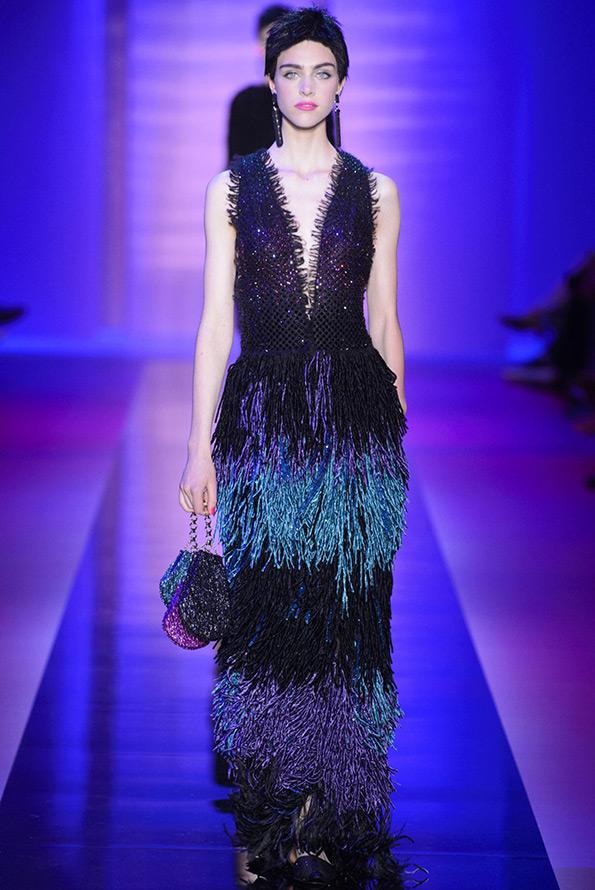Платье Армани 2015-2016