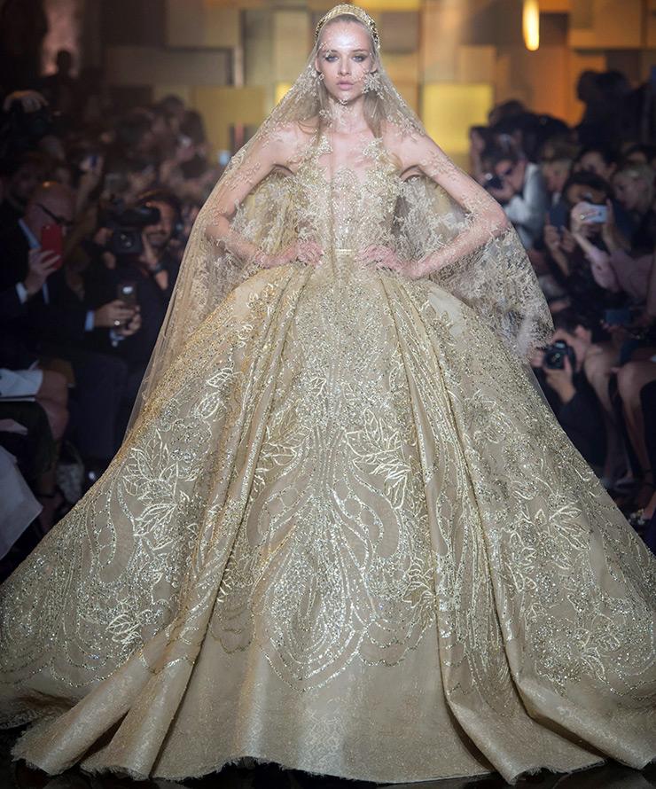 Коллекция платьев сааб