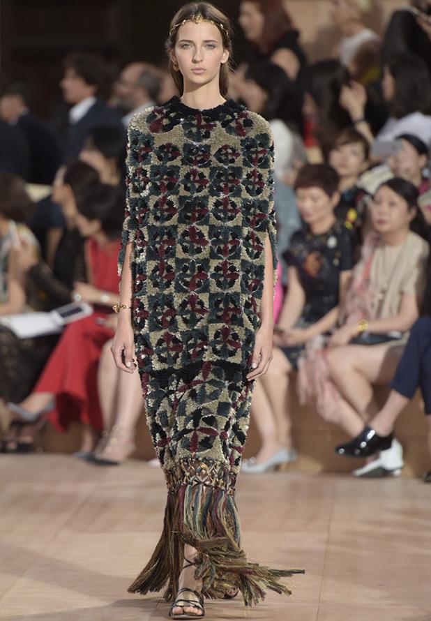 коллекция Haute Couture осень-зима 2015-2016