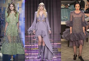 Самые дорогие и роскошные платья на осень и зиму