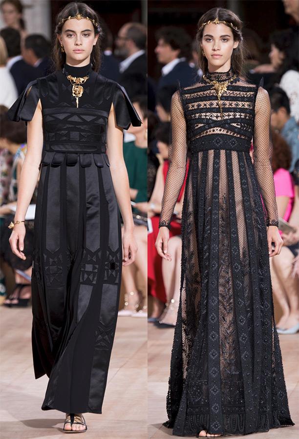 дорогие платья от Valentino